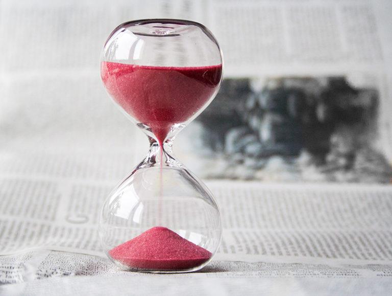 Trecerea timpului nu-ți rezolvă problemele