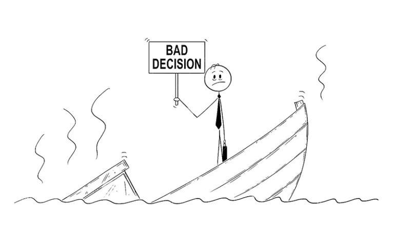 De ce luăm decizii pe care apoi le regretăm?